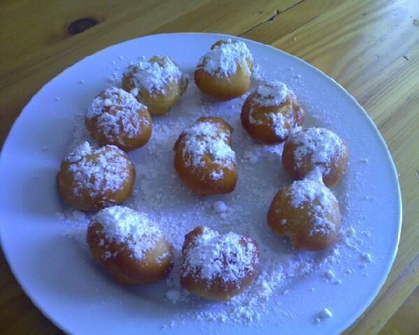 J's Biscuit Beignets by Aurora Meyer on aurorameyer.com