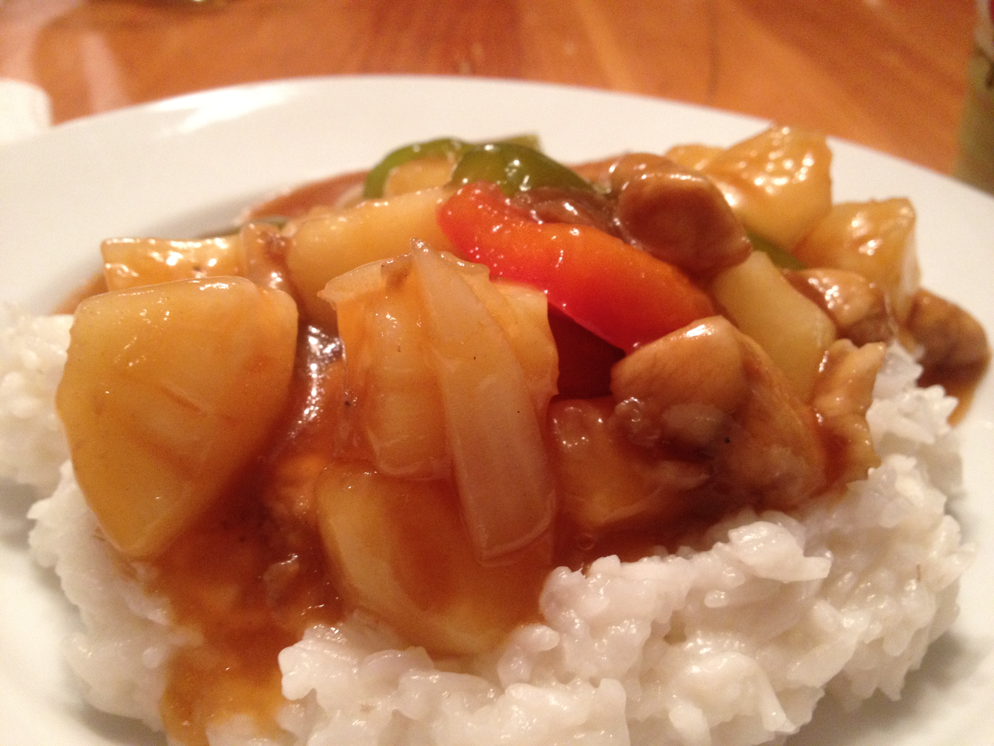 The Best Sweet and Sour Chicken by Dispatches from the Castle