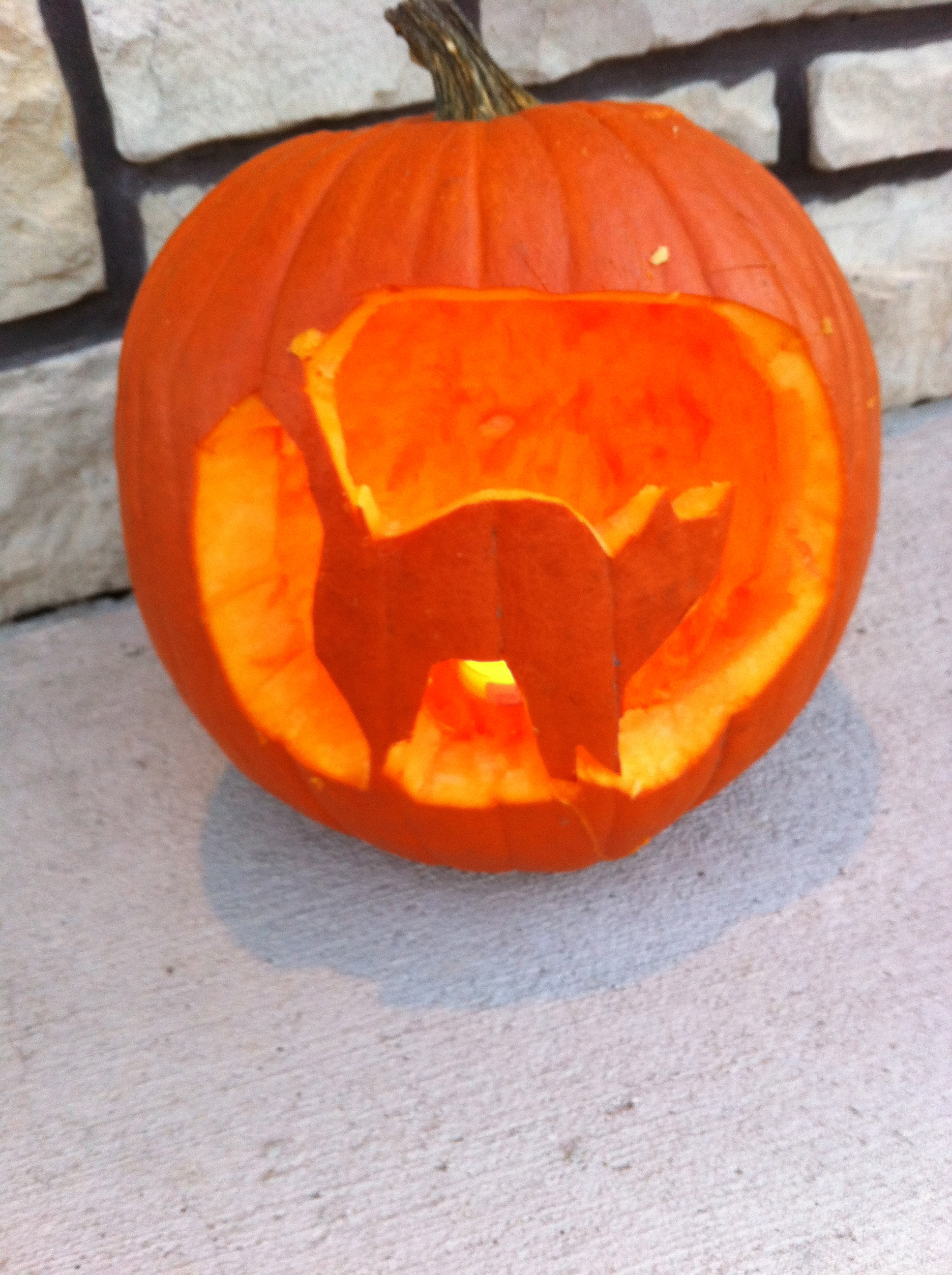 pumpkin carving template – Dispatches from the Castle