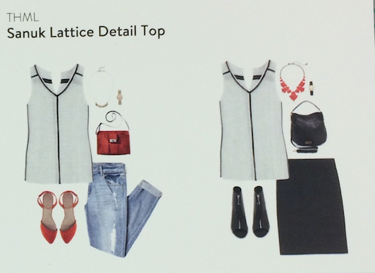 Stitch Fix Look suggestions July