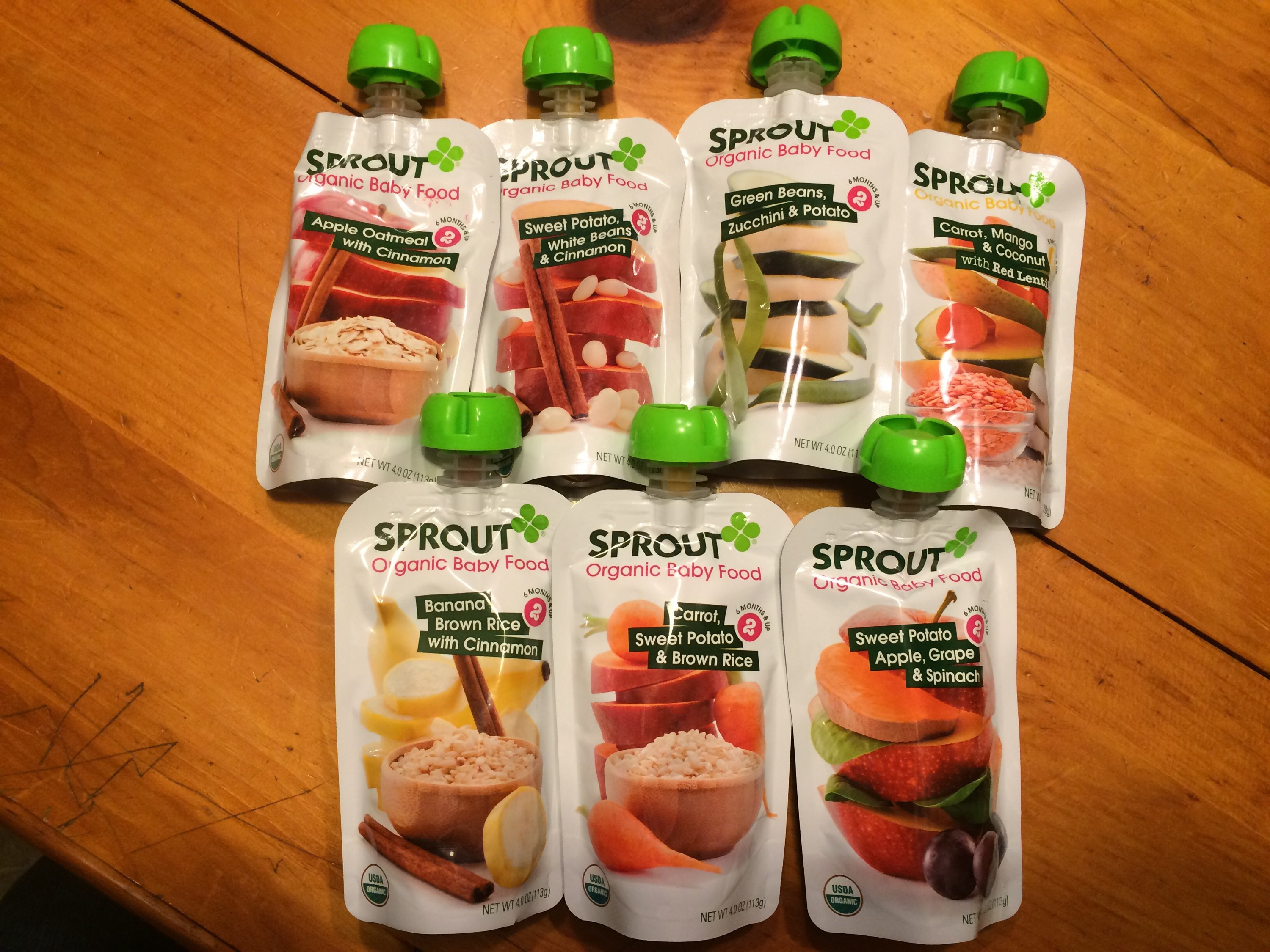 Sprout Organics