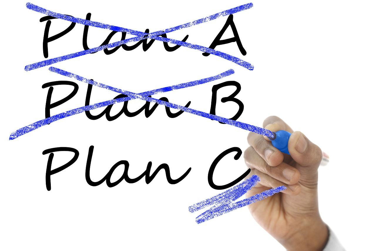 Plans a-C - Pixabay