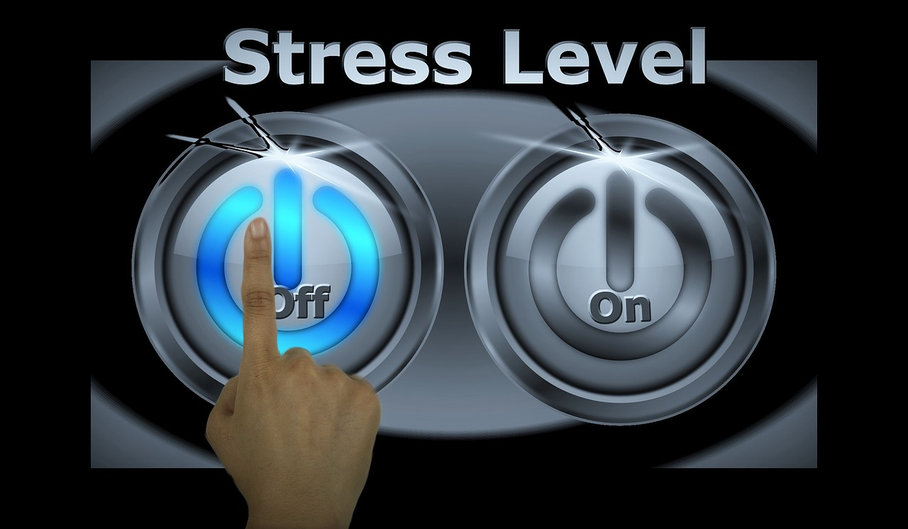 Stress - Pixabay