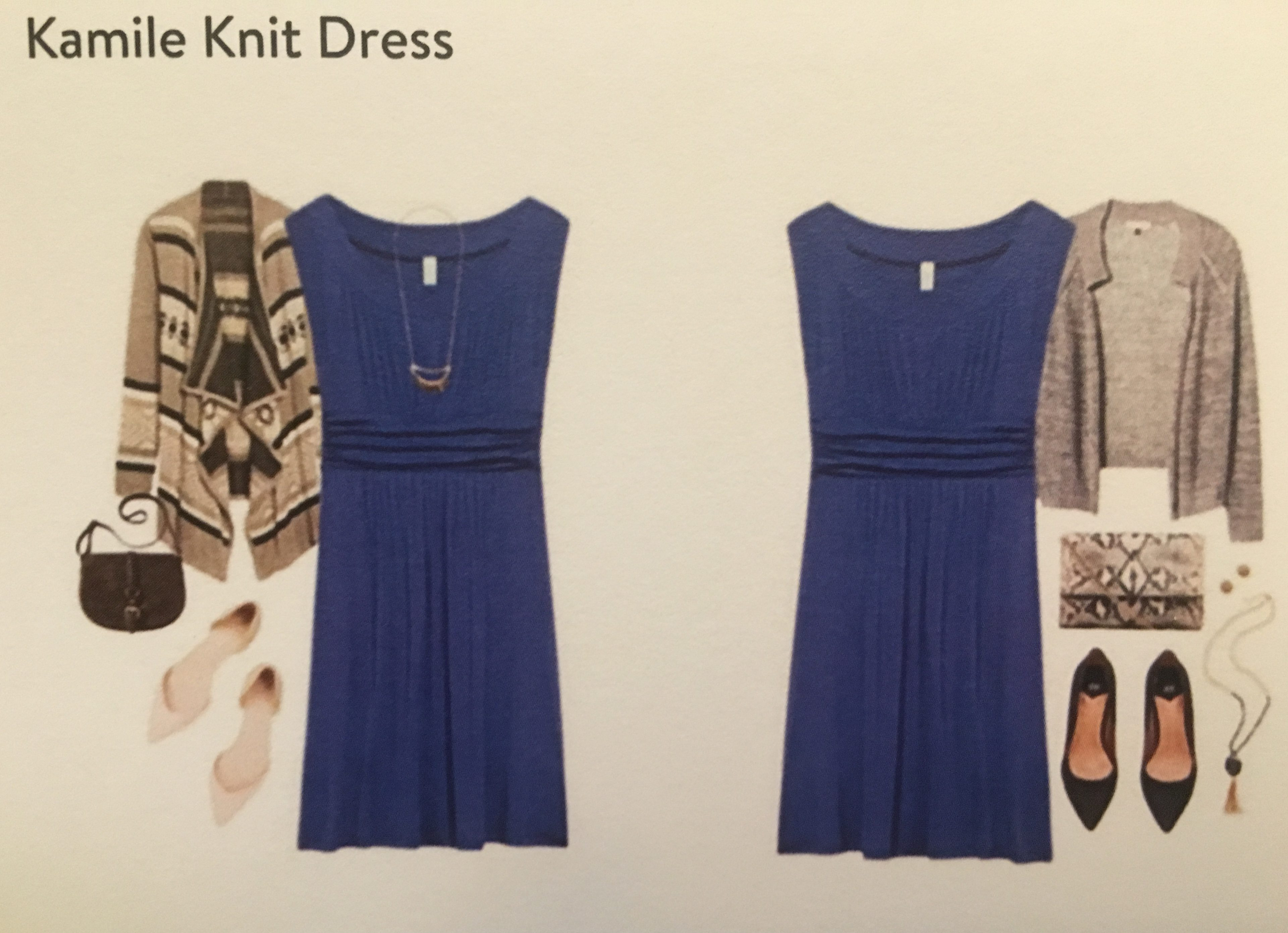 Gilli Kamile Knit Dress Suggestions
