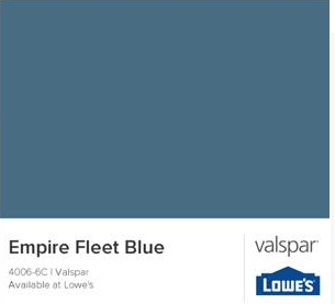 Empire Fleet Blue