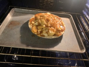 Best Gluten Free Apple Pie Ever Baking by Aurora Meyer on aurorameyer.com